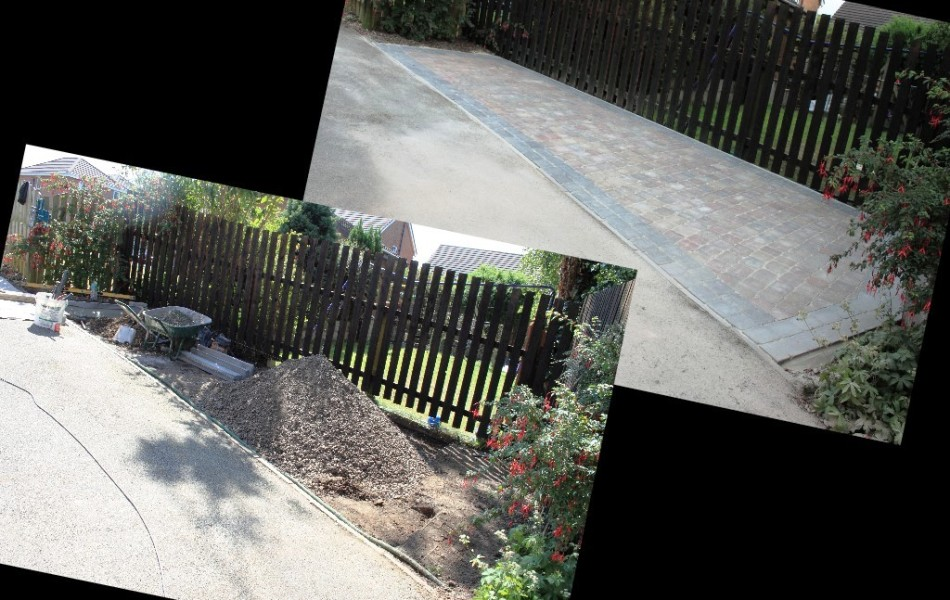 Block paving, Alderley heights, lancaster