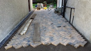 Driveway at Hawthorne Ave Brookhouse Lancaster 2