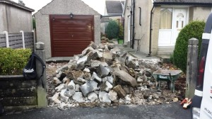 Driveway at Hawthorne Ave Brookhouse Lancaster