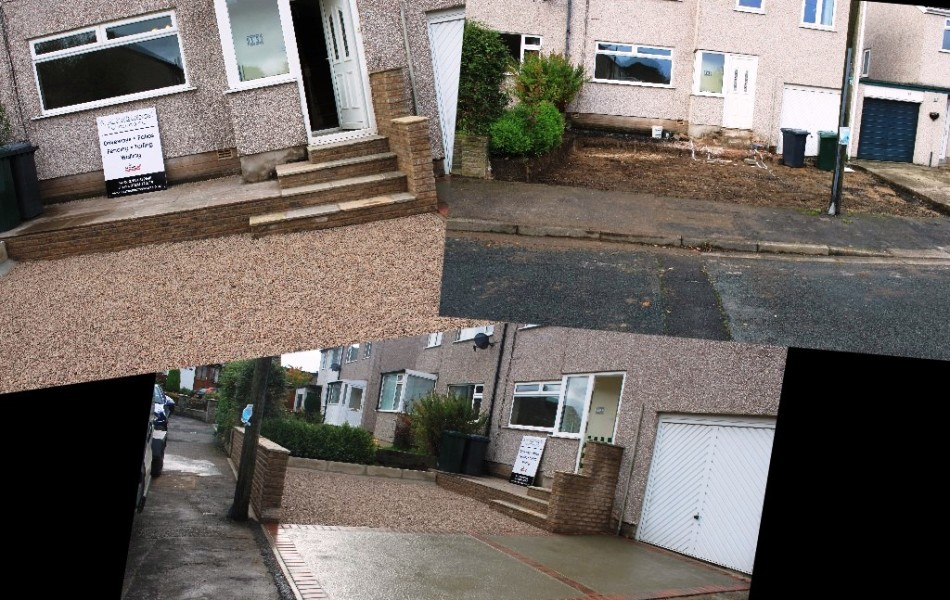 Driveway, paving, Sycamore, brookhouse