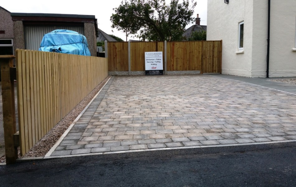 Driveways Beckside Caton