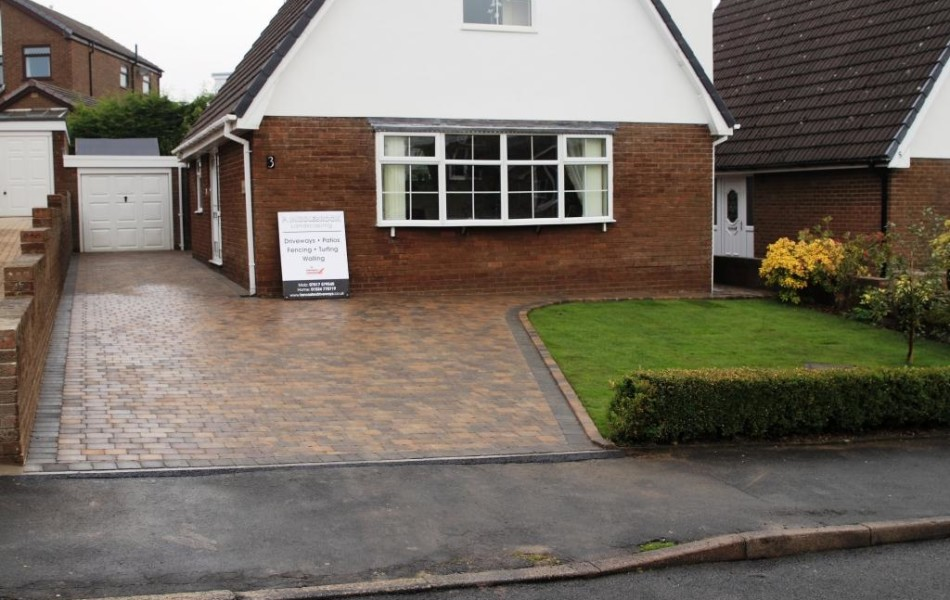 Driveways Knowe Hill Crescent Hala Lancaster 4