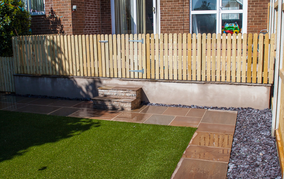 Artificial Grass Ainsdale Close Torrisholme 2
