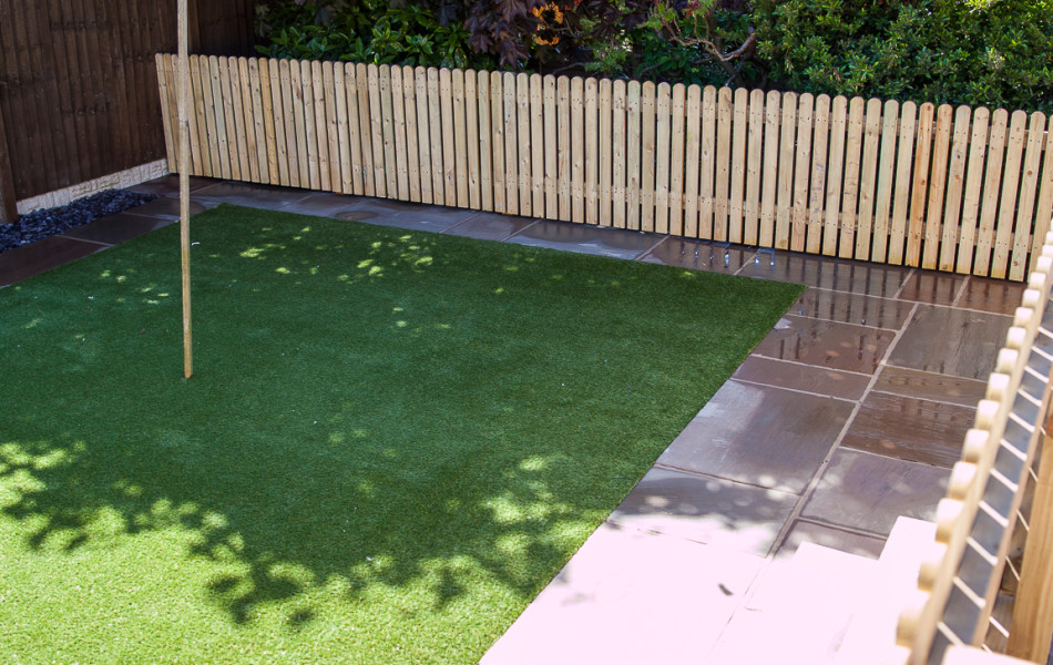 Artificial Grass Ainsdale Close Torrisholme 3